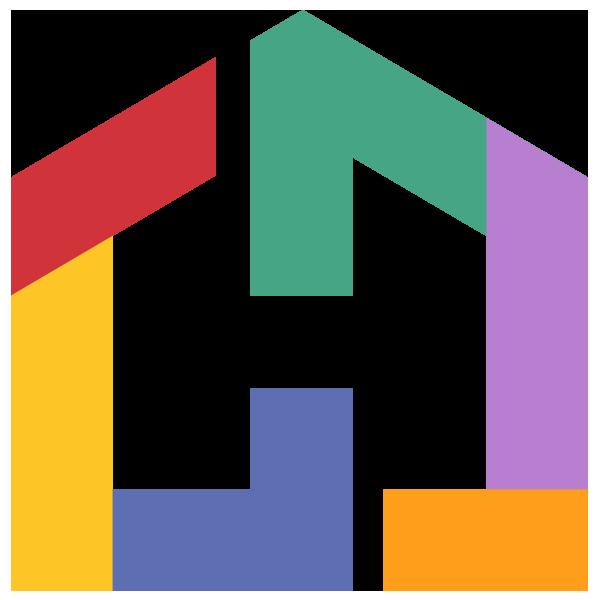HomeFi logo in full color