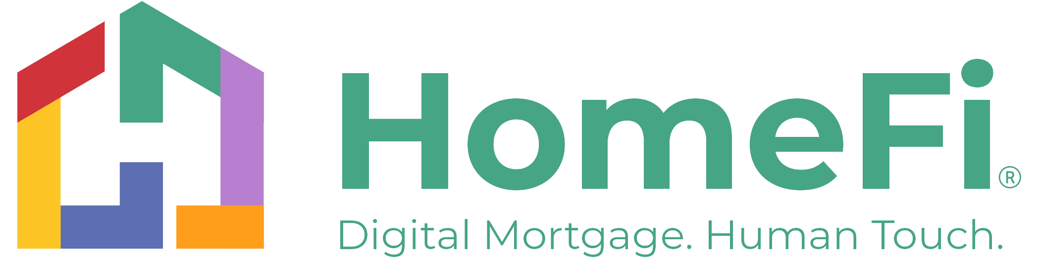 HomeFi - Digital Mortgage. Human touch.